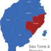 Map Sao Tome Und Principe Cantagalo