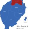 Map Sao Tome Und Principe Lobata