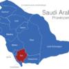 Map Saudi Arabien Provinzen Karsten Asir