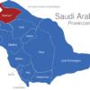Map Saudi Arabien Provinzen Karsten Dschauf