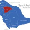 Map Saudi Arabien Provinzen Karsten Hail_1_