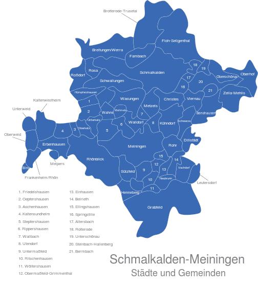 Schmalkalden Meiningen