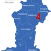 Map Schwaben Landkreise Augsburg_Stadt_1_