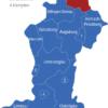 Map Schwaben Landkreise Donau_Ries_1_