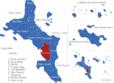 Map Seychellen Distrikte Anse_Boileau