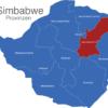 Map Simbabwe Provinzen Mashonaland_East