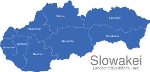 Slowakei Landschaftsverband