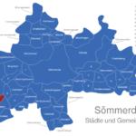 Map Sömmerda Andisleben