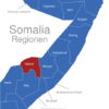 Map Somalia Regionen Bakool