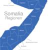 Map Somalia Regionen Banaadir