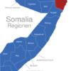 Map Somalia Regionen Bari