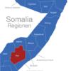 Map Somalia Regionen Bay