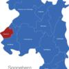 Map Sonneberg Bachfeld