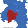 Map Sonneberg Frankenblick