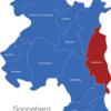 Map Sonneberg Judenbach