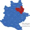 Map Stuttgart Bezirke Bad_Cannstatt