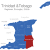 Map Trinidad Tobago Regionen Mayaro-Rio_Claro