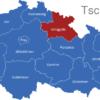 Map Tschechien Regionen Koniggratz_1_