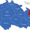 Map Tschechien Regionen Mahren-Schlesien_1_