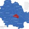 Map Unstrut Hainich Kreis Altengottern