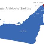 Map Vereinigte Arabische Emirate Ras_al-Khaimah