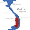 Map Vietnam Regionen Central_Highlands