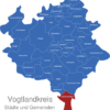 Map Vogtlandkreis Bad_Brambach