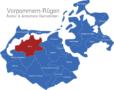 Map Vorpommern Rügen Barth