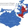 Map Vorpommern Rügen Bergen_auf_Rugen