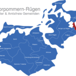 Map Vorpommern Rügen Binz_1_