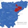 Map Weimarer Land Apolda