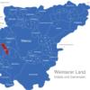 Map Weimarer Land Bechstedtstraß