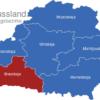 Map Weissrussland Verwaltungsbezirke Breszkaja