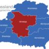 Map Weissrussland Verwaltungsbezirke Minskaja