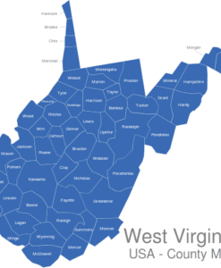 USA County Maps interaktive Landkarten   Image-Maps.de
