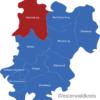 Map Westerwaldkreis Gemeinden Hachenburg