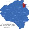 Map Wiesbaden Stadtteile Auringen
