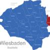 Map Wiesbaden Stadtteile Breckenheim