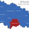 Map Wittenberg Bad_Schmiedeberg