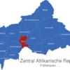 Map Zentral Afrikanische Republik Präfekturen Kemo_1_