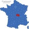 Map Frankreich Postleitzahlen Zweistellig PLZ-03_l_Allier