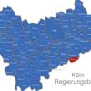 Map Köln Regierungsbezirk Bad_Honnef