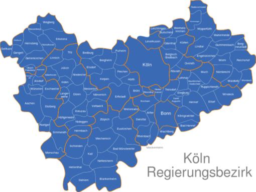 Köln Regierungsbezirk
